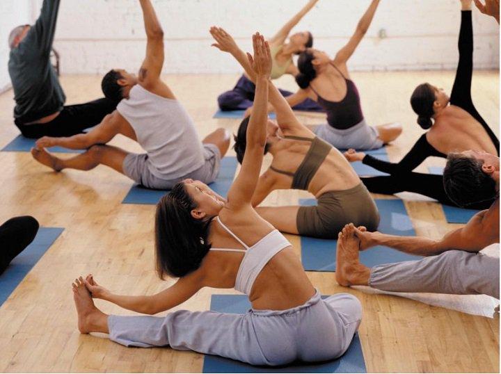 Грудной остеохондроз, упражнения лечебной гимнастике (3 фото+видео).