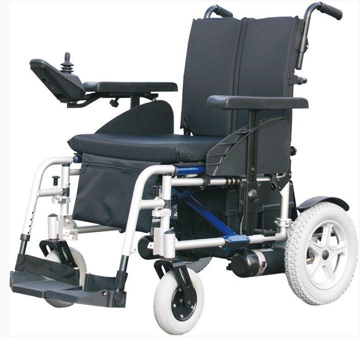 Кресло-коляска с электрическим приводом Excel X-Power 10 (6 фото)