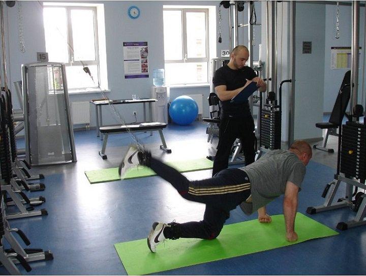 Дикуль упражнения (часть 1)(12 фото).