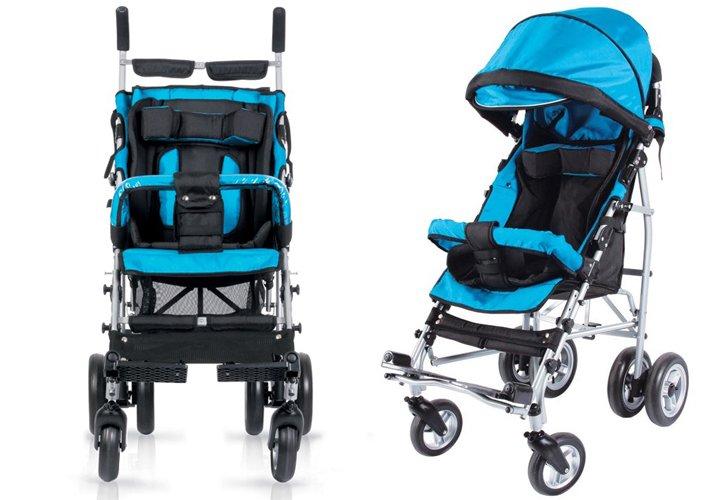 Детская инвалидная коляска, модель Umbrella