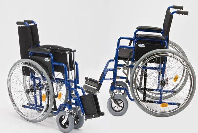 Инвалидное кресло-коляска Армед (Armed) H035 (3 фото)