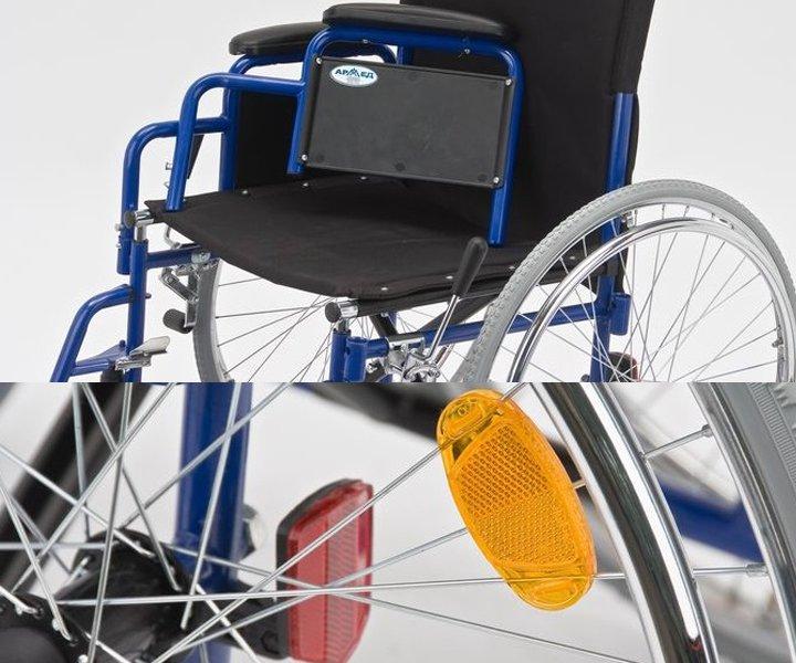 Инвалидное кресло-коляска Армед (Armed) H035