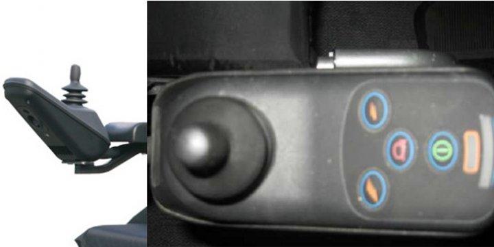коляска с электрическим приводом Excel X-Power 10 пульт