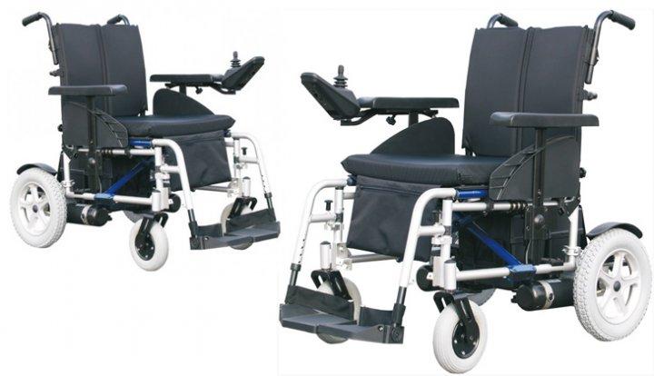 коляска с электрическим приводом Excel X-Power 10 фото