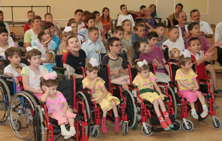 Дети инвалиды, права и льготы фото