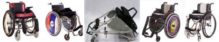 Инвалидная коляска, модель Пикник «Экстрим»