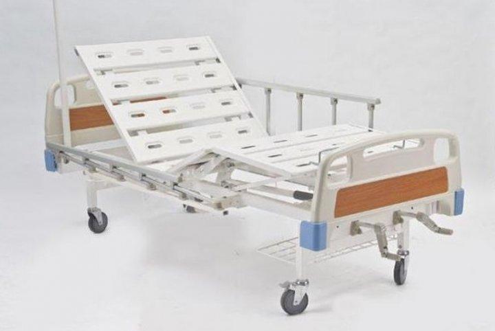 Медицинская многофункциональная механическая кровать модель BDH 01