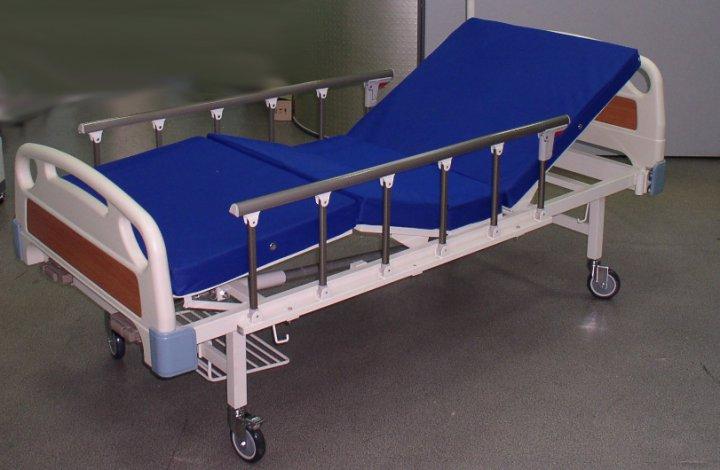 Медицинская  механическая кровать модель BDH 01