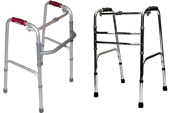 Ходунки для инвалидов MEYRA (2 фото+видео)