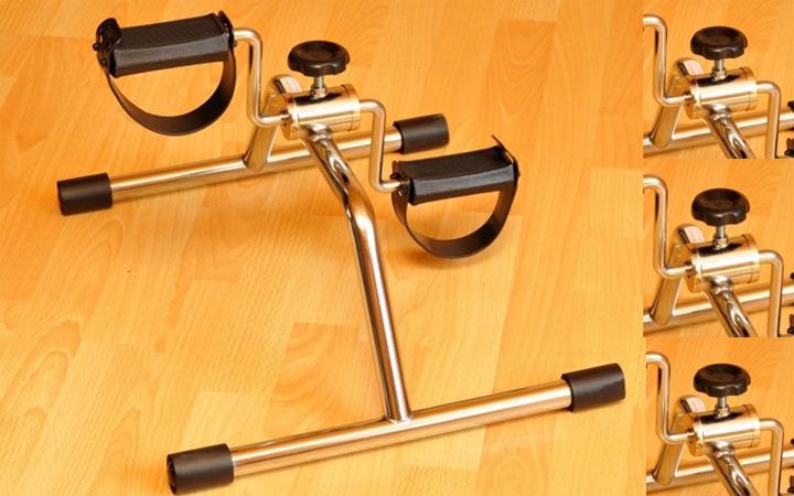 Педальный велотренажёр для инвалидов CF 08-8065 «Мега-Оптим» (2 фото)