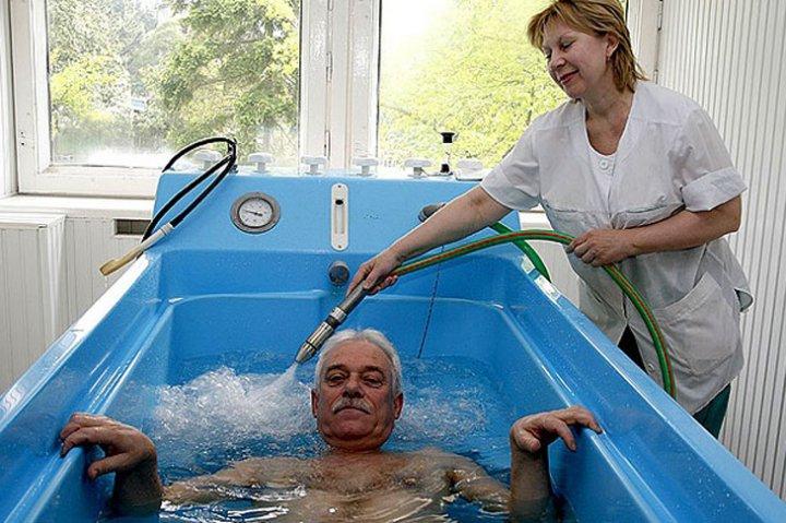 Санаторно-курортное лечение инвалидов и простых граждан