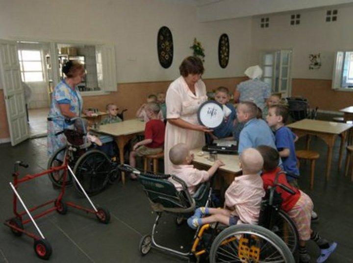 Социальная помощь инвалидам и пожилым ( юридические основы)