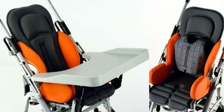 Детская инвалидная коляска «Кимба»