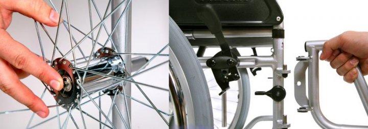 Инвалидная коляска Meyra модель 3.600 серия для полныхИнвалидная коляска Meyra модель 3.600 серия для полных
