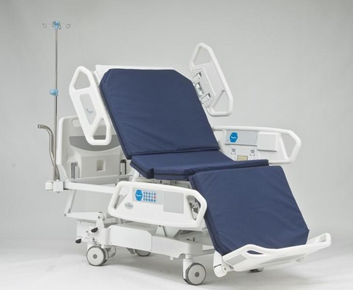 Кровать медицинская функциональная модель RS 800 (Armed) (5 фото)
