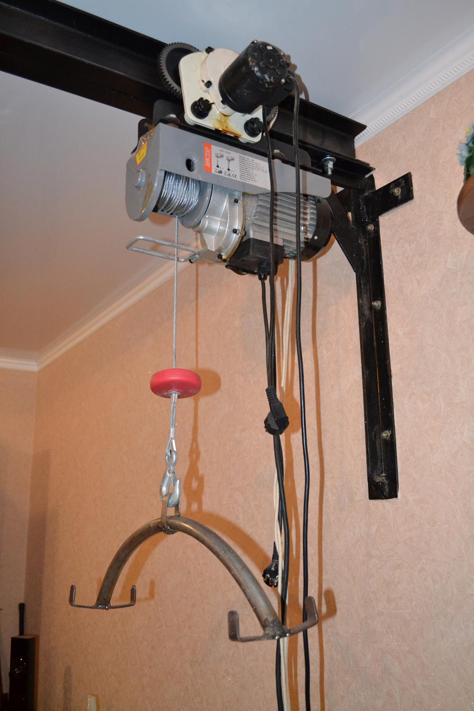 Подъёмники для инвалидов своими руками