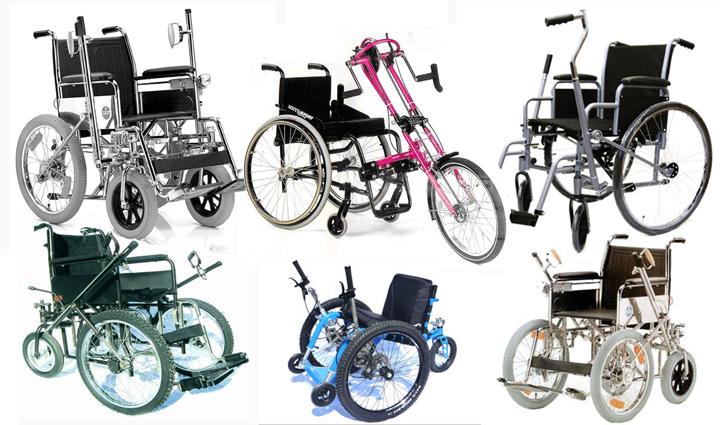 Инвалидная коляска  рычажка (тип) (5 фото + видео)