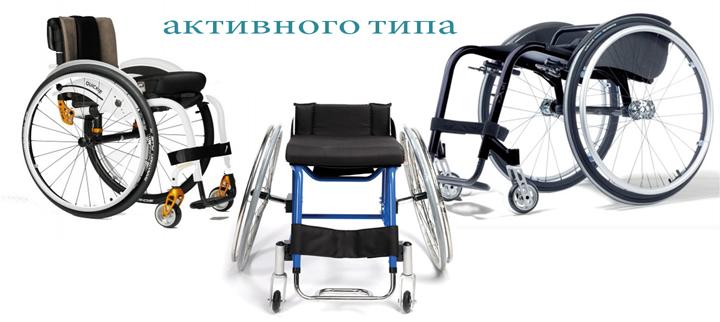 Инвалидная коляска активного типа (5фото + видео)