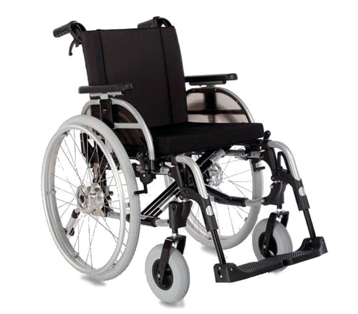 Инвалидная коляска Старт (Интро) (3 фото + видео)