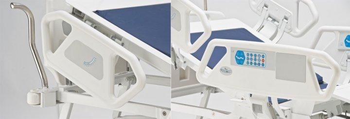 Кровать медицинская функциональная  RS 800 (Armed) картинка
