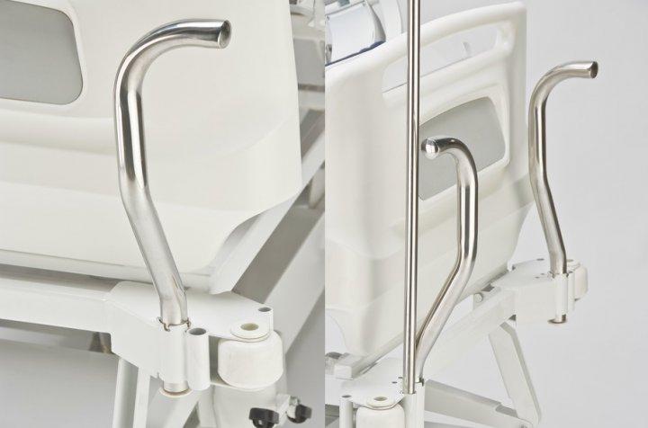 Кровать медицинская функциональная  RS 800 (Armed) фото