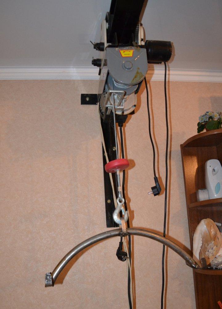 Подъемник вертикальный для инвалидов своими руками