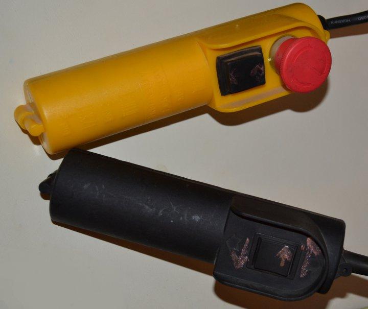 Подъемник вертикальный для инвалидов пульты