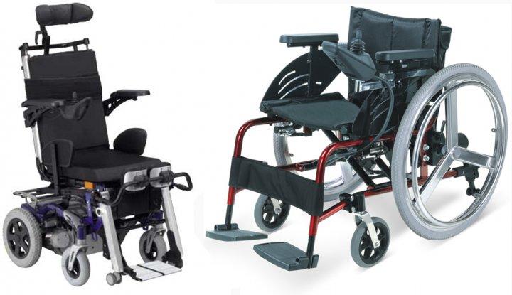 Виды инвалидных колясок электро