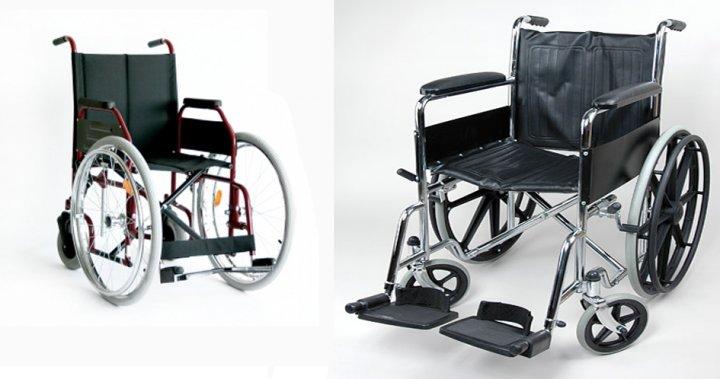 Виды инвалидных колясок обычная