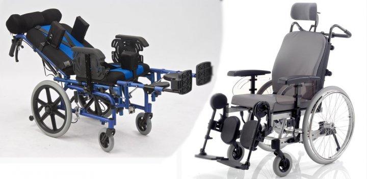 Виды инвалидных колясок функциональная