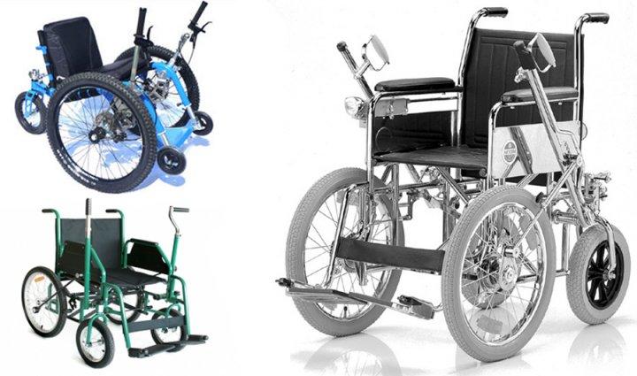 Инвалидная коляска  рычажка виды