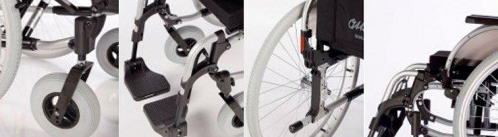 Инвалидная коляска Старт картинка