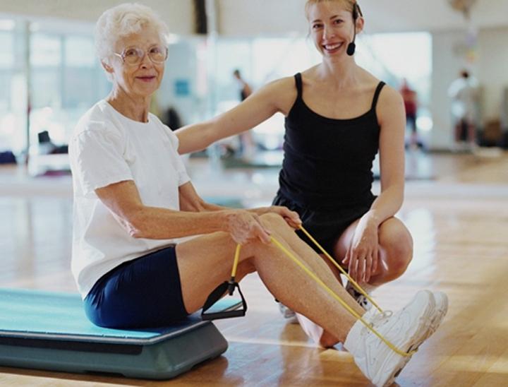 Упражнения при остеопорозе фото