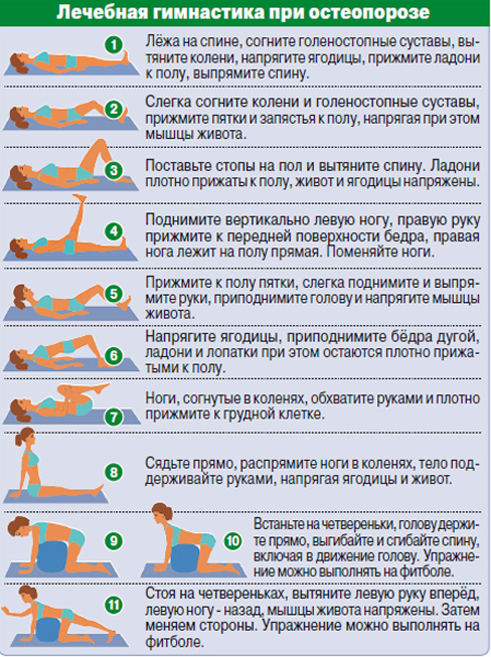 Бубновский для грудного отдела позвоночника