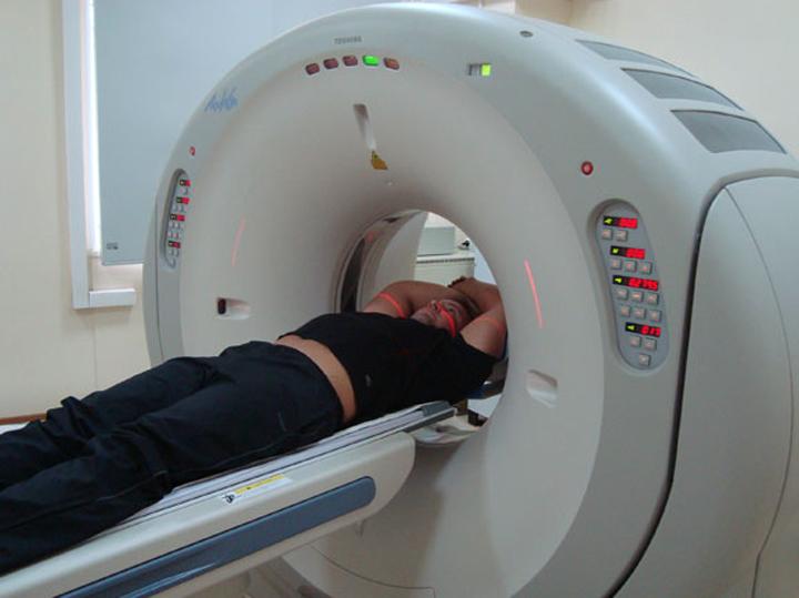 МРТ позвоночника шейного отдела (4 фото + видео)