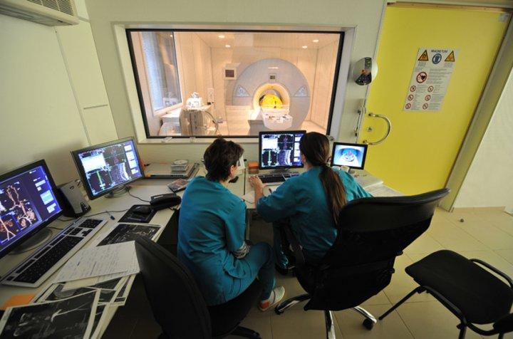 МРТ позвоночника шейного отдела цена