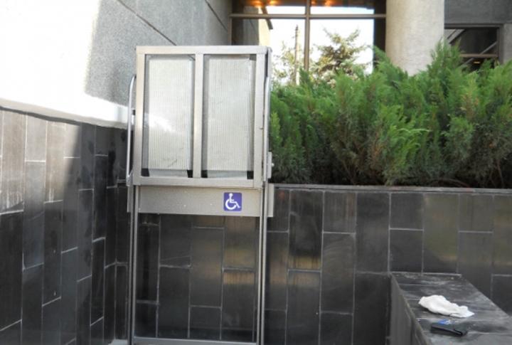 Подъемник для инвалидов по доступной цене от 63000 руб