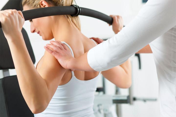 Упражнения при спондилоартрозе (3 фото)