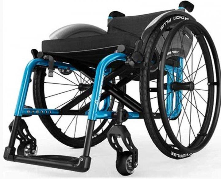 Активная инвалидная коляска Авангард CS (ottobock) фото
