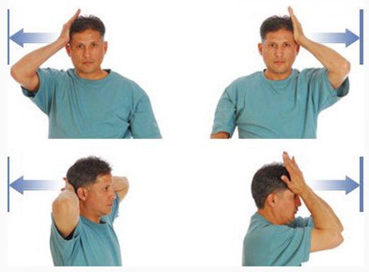 Упражнения при спондилоартрозе фото