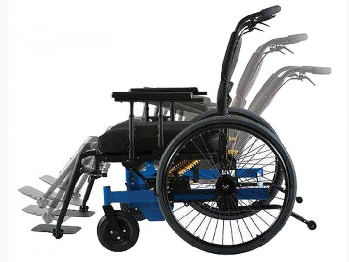 Инвалидная коляска для полных Eclipse Tilt LY-250-1202 фото