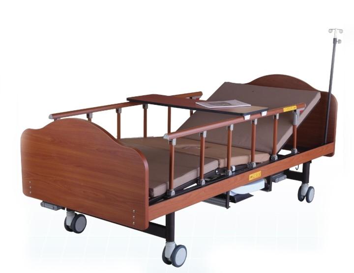 Медицинские кровати с туалетом YG-5