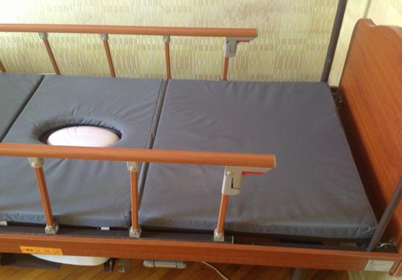 Как сделать своими руками кровать для больных