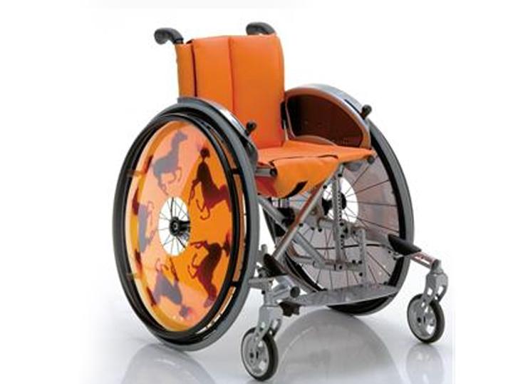 Детская инвалидная коляска Meyra 1.130 Mex-X (5 фото)