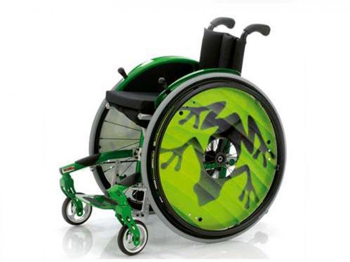 Детская инвалидная коляска 1.130 Mex-X фото
