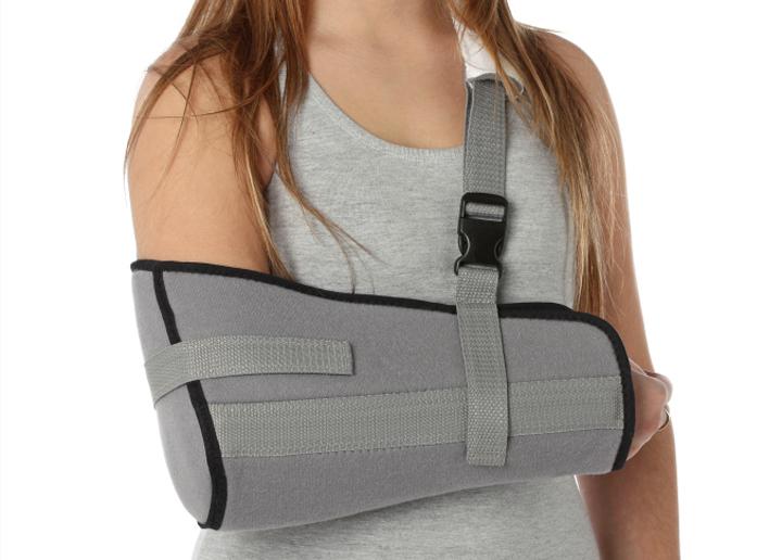 Перелом руки – симптомы и лечение (5 фото)
