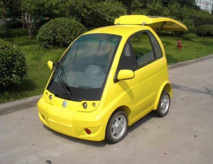 Машина для инвалидов Кенгуру китаец