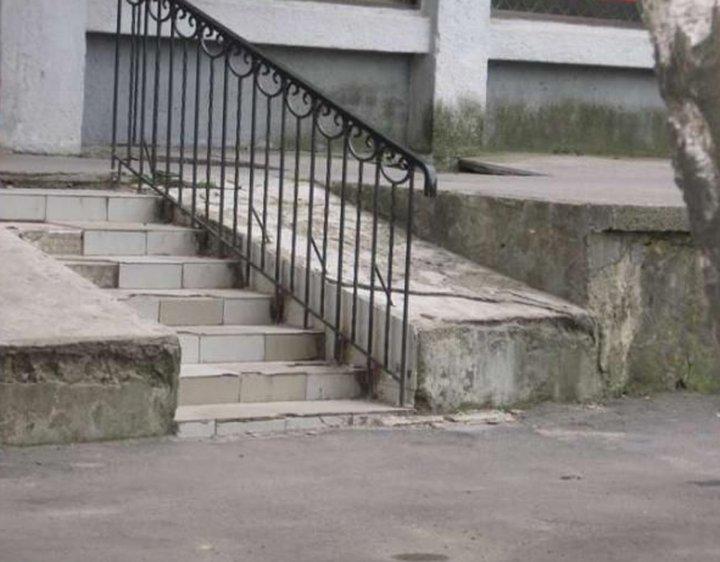 Неудачные пандусы фото