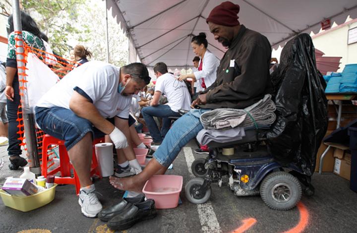 Как живут инвалиды в Америке