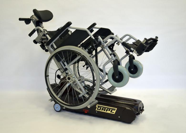 подъемник с коляской